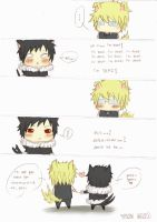 Shizaya theEnd colored by LeMonisa