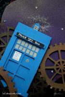 Dr Who by Tella-in-SA