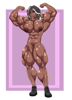 Victoria pose by DrMGrowth