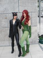 Gotham City Sirens by Branded-Curse