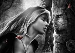 The Kiss for the Tree - 1 by ElConsigliere
