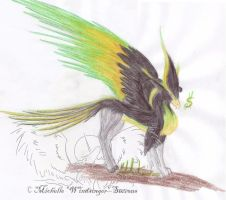 Hippogriff by Windsinger