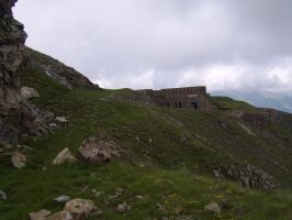 Fort Pepin 2 (2284m) by FraterSINISTER
