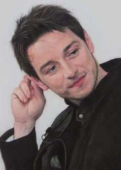 James McAvoy by ekota21
