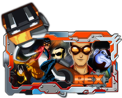 Generator Rex Borda Tech by zDrk