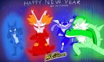 ALL-STAR WARRIORS SAY HAPPY NEW YEAR!!! by All-StarWarriors