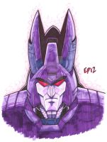 AA sketch - Cyclonus by Kingoji