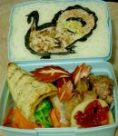 Thanksgiving Bento by mindfire3927