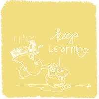 5 things - keep learning by Lukc