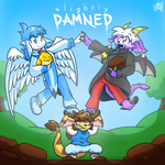The Slightly Damned Group by WingnutXLV