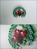 Metroid bead sprite by 8bitcraft