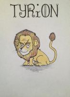 Little Lion Man by timburtongot
