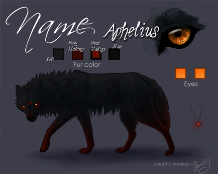 Aphelius Reference Sheet old by TheAphelius