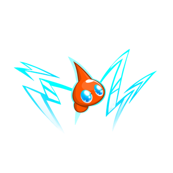 Rotom, My favorite Pokemon  by JackieWolly