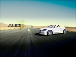 Audi Wallpaper by ObsidianDigital
