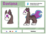 Daviana Ref by Dianamond