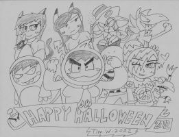 Happy Halloween 2012 by T95Master