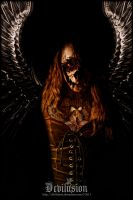 Angel of Abomination by D3vilusion