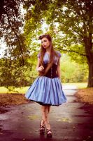 Alice in Pin-up-land 2 by sarielowa