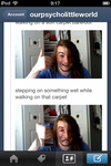 Carpet Face by Ch3rriCh3rry