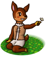Fauna - Animal Crossing by AgentQwilfish