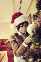 Attack on Titan Christmas by CosPlayJG