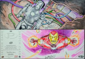 Iron Man : Marvel Premier by joraz007