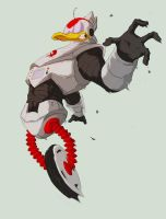 gizmoduck by Anny-D
