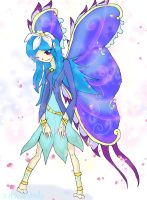 Galaxina Fairy by HezuNeutral