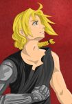 Edward Elric by carefreemouse15