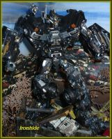 Transformers Ironhide by Catskind