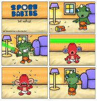 Spore Babies Episode 1 by MaxGraphix