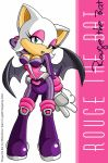 Rouge the Bat by geN8hedgehog