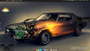 desktop by supercli