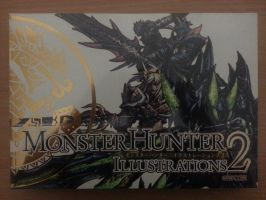 Monster Hunter Illustrations 2 - Front by Fubukio