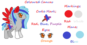 Coloured Canvas .:REF:. by kikiwolfluver