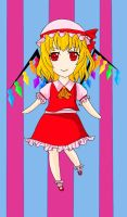 Flandre Scarlet by PockyQueen132