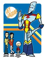 Jet Jaguar by Montygog