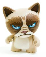 Grumpy Cat Mini-Trikky by ReverendBonobo