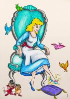 Cinderella 1 by Twistedcrystal