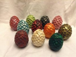 Dragon Egg Clutch by ReOfSun