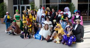 Pokemon Animefest 2010 by ashweez