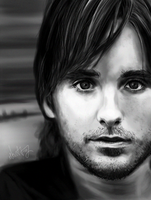Jared Leto by MartyIsi