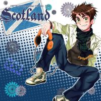 APH: Scotland Character CD by fir3h34rt
