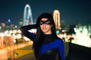 Nightwing by surfingthevoiid