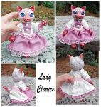 Lady Clarice Doll by scilk
