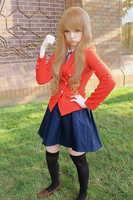 Aisaka Taiga  Cosplay akon24 2013 #2 by bitsycosplay