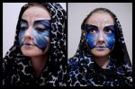 Butterfly Makeup by Zielle