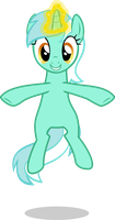 [VECTOR + SVG] Floating Lyra by TriteBristle