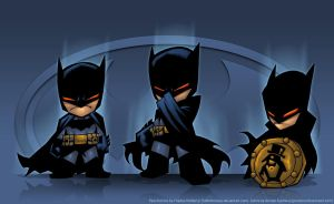 Batmans by AlonsoEspinoza